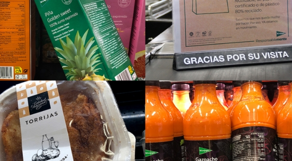 El Corte Inglés implementa packaging sustentável
