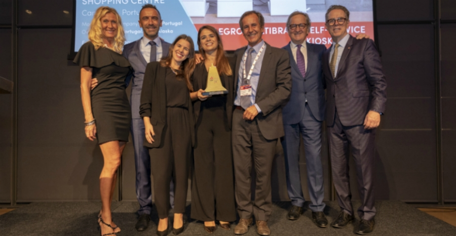 Alegro Alfragide ganha Solal Marketing Award