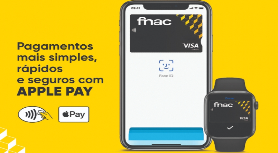 FNAC disponibiliza pagamentos através do Apple Pay