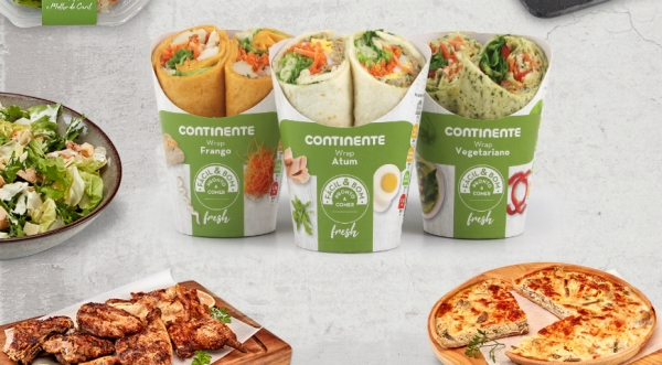 Uber Eats entrega Take Away Continente