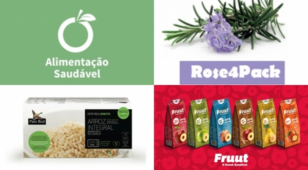 Nutrimento, Rose4pack, Pato Real e Fruut vencem Food & Nutrition Awards