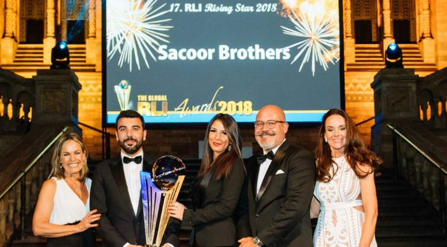 Sacoor Brothers distinguida por revista inglesa